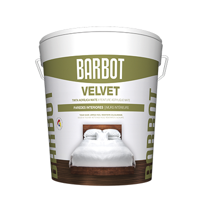 Velvet, Plain Paint, , Tintas Barbot