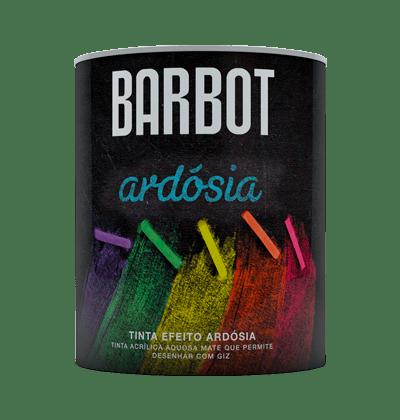Barbot Ardósia, Tintas Lisas - Efeitos Decorativos, , Tintas Barbot