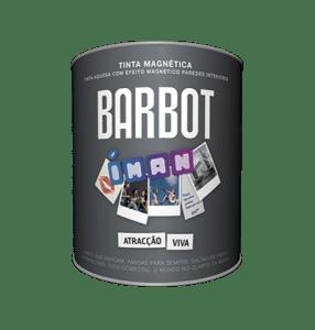 Barbot Íman, Tintas Lisas - Efeitos Decorativos, , Tintas Barbot