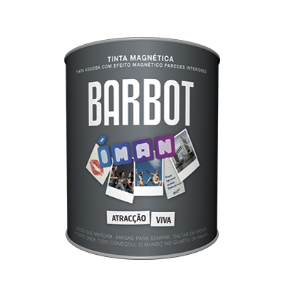 Barbot Magnet, Walls and Ceilings, Plain Paint - Decorative Effects, Tintas Barbot