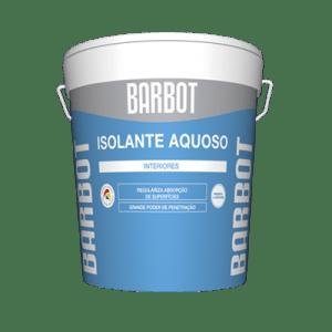 Barbot, Tintas Barbot, Paredes e Tetos, Tintas Lisas, Barbot Isolante Aquoso