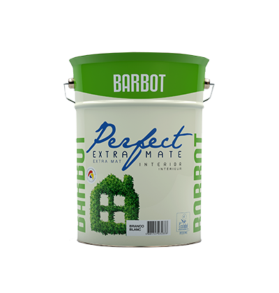 Barbot Perfect, Paredes e Tetos, Tintas Lisas, Tintas Barbot