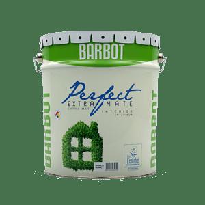 Barbot, Tintas Barbot, Paredes e Tetos, Tintas Lisas, Barbot Perfect