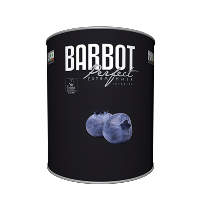 Barbot Perfect, Walls and Ceilings, Plain Paint, Tintas Barbot