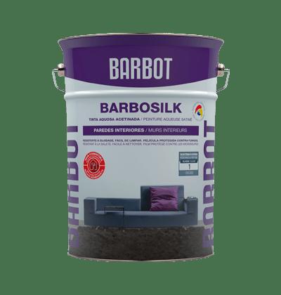 Barbosilk, Paredes e Tetos, Tintas Lisas, Tintas Barbot