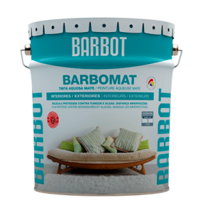 Barbomat, Walls and Ceilings, Plain Paint, Tintas Barbot