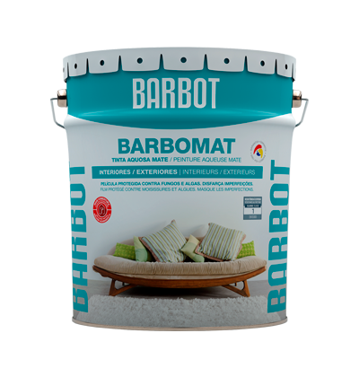 Barbomat, Plain Paint, , Tintas Barbot
