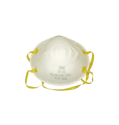 Dust Mask without Filter, Accessories, Other, Tintas Barbot