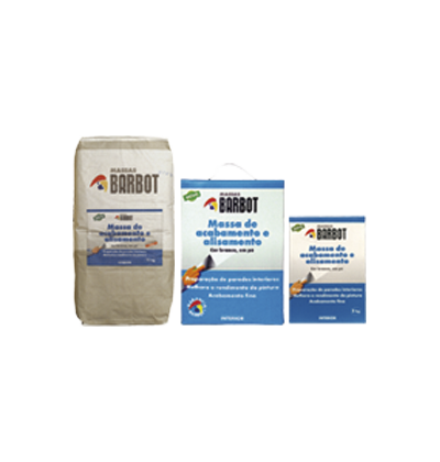 Fine Surface Filler (Powder), Putty and Fillers, , Tintas Barbot