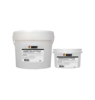 Barbotek Exterior Filler, Accessories, Putty and Fillers, Tintas Barbot