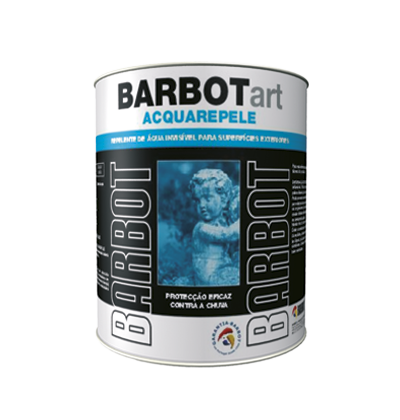 BarbotArt AcquaRepele, Exterior Walls, Roofs and Terraces, Auxiliary Products, Tintas Barbot