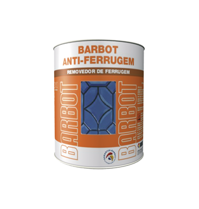 Barbot Anti-rust, Auxiliary Products, , Tintas Barbot