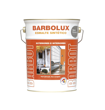 Barbolux Gloss Finish, Wood and Metals, Enamel Paint Wood and Metals, Tintas Barbot