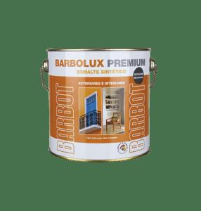 Barbolux Premium Gloss, Wood and Metals, Enamel Paint Wood and Metals, Tintas Barbot