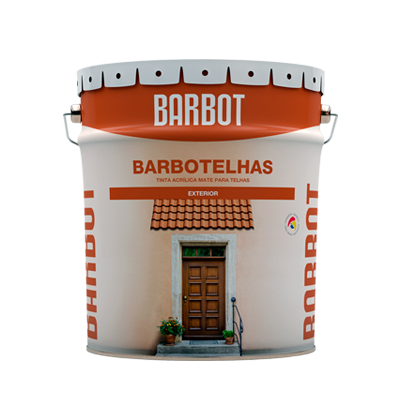 Barbotelhas Paint, Exterior Walls, Roofs and Terraces, Roofs and Terraces, Tintas Barbot