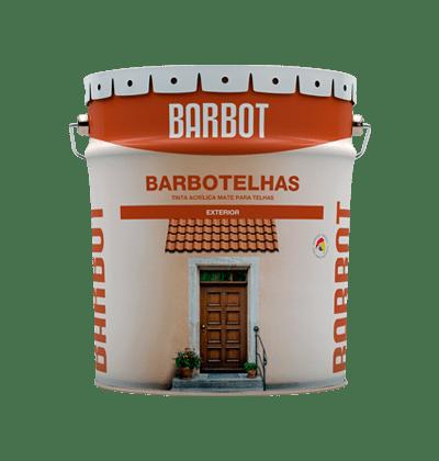 Tinta Barbotelhas, Fachadas, Telhados e Terraços, Telhados e Terraços, Tintas Barbot
