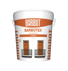 Barbotex, Exterior Walls, Roofs and Terraces, Textured Paint, Tintas Barbot