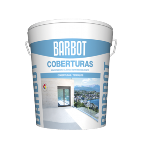 Barbot Roofs, Exterior Walls, Roofs and Terraces, Roofs and Terraces, Tintas Barbot