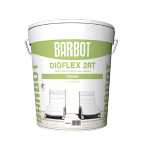 Dioflex 2 RT, Exterior Walls, Roofs and Terraces, Plain Paint, Tintas Barbot