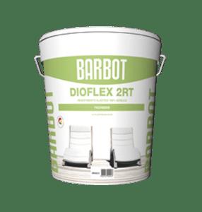 Dioflex 2 RT, Murs Extérieurs et Terrasses, Peintures, Tintas Barbot