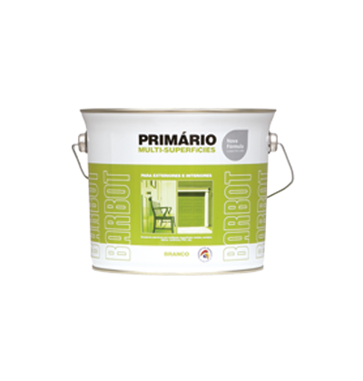 Multi-surface Primer, Wood and Metals, , Tintas Barbot