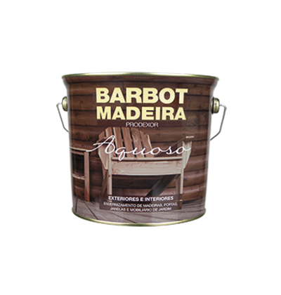 Water-based Prodexor, Wood and Metals, Varnishes Decoration and Protection of Wood, Tintas Barbot
