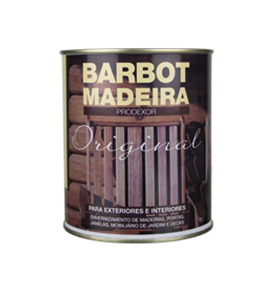 Original Prodexor, Wood and Metals, Varnishes Decoration and Protection of Wood, Tintas Barbot