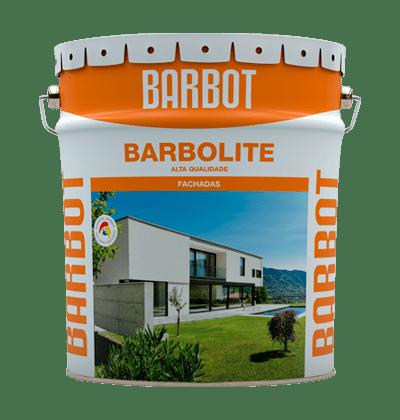 Tinta Barbolite, Fachadas, Telhados e Terraços, , Tintas Barbot