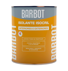 Isocril, Primaires, , Tintas Barbot