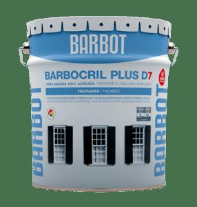 Barbocril Plus D7, Fachadas, Telhados e Terraços, Tintas Lisas, Tintas Barbot
