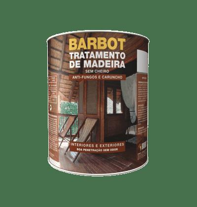Tratamento de Madeira s/ Cheiro, Proteção e Tratamento Madeiras, , Tintas Barbot