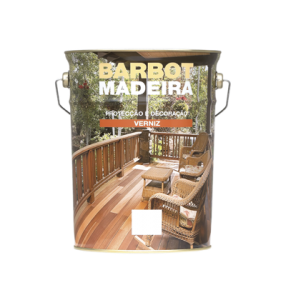 Barbolux Gloss Varnish, Wood and Metals, Varnishes Decoration and Protection of Wood, Tintas Barbot
