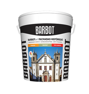 Silicoat – Silicone Paint, Exterior Walls, Roofs and Terraces, Plain Paint, Tintas Barbot