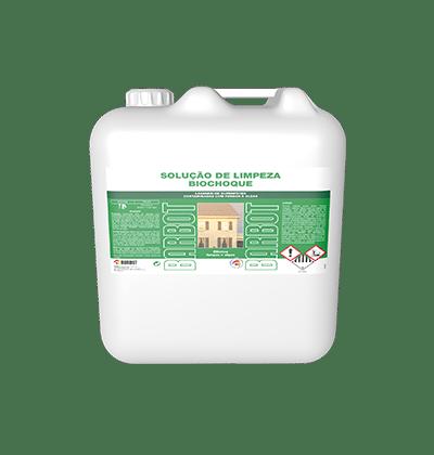 Solução de Limpeza Biochoque, Paredes e Tetos, Produtos Auxiliares, Tintas Barbot