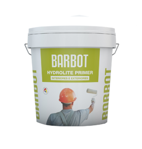 Hydrolite Primer, Walls and Ceilings, Primers, Tintas Barbot