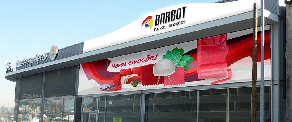 Nova loja Barbot: Braga ganha ainda mais cor