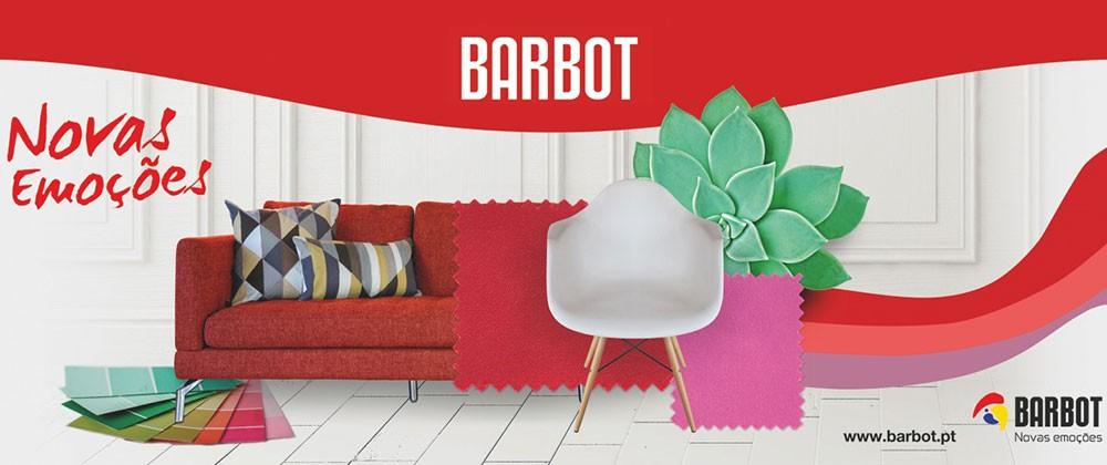 Barbot tem nova imagem gráfica