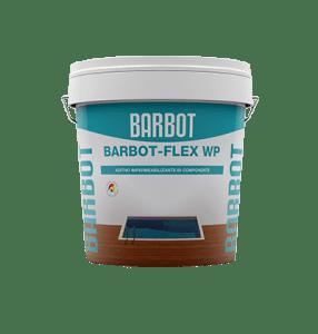 Barbot Flex WP, Murs Extérieurs et Terrasses, Toits et Terrasses, Tintas Barbot
