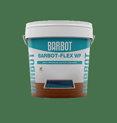 Barbot Flex WP, Fachadas, Telhados e Terraços, Telhados e Terraços, Tintas Barbot