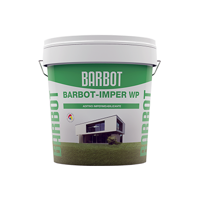 Barbot Imper WP, Exterior Walls, Roofs and Terraces, Primers, Tintas Barbot