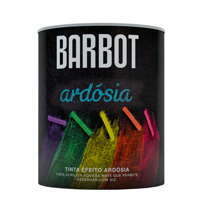 Barbot Slate, Walls and Ceilings, Plain Paint - Decorative Effects, Tintas Barbot