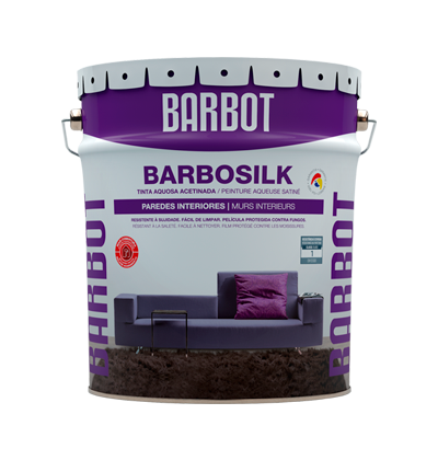 Barbosilk, Walls and Ceilings, Plain Paint, Tintas Barbot