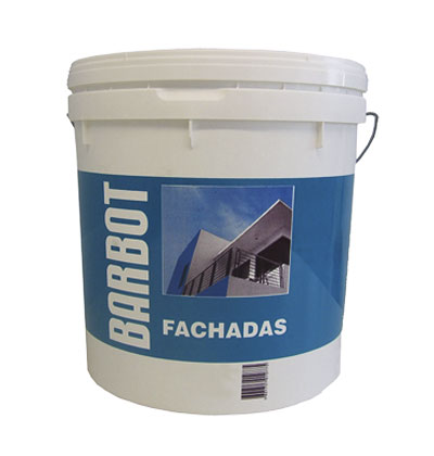 Barbotherm Compound Paste, Renovation of Exterior Walls, , Tintas Barbot