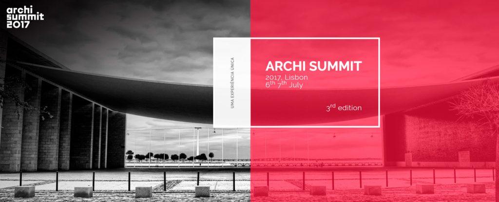 Barbot no maior evento de arquitetura  em Portugal