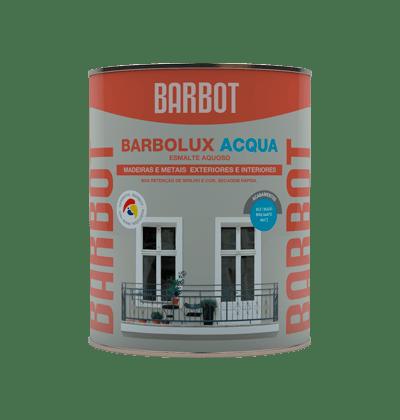 Barbolux Acqua Acetinado, Madeiras e Metais, Esmaltes Madeiras e Metais, Tintas Barbot