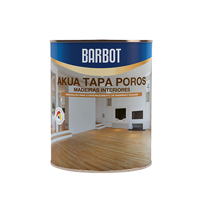 Akua Sealing Primer, Wood and Metals, Protection and Treatment of Wood, Tintas Barbot