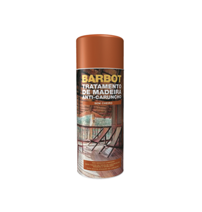 Woodworm Treatment, Wood and Metals, Protection and Treatment of Wood, Tintas Barbot