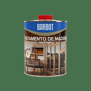 Barbot, Proteção e Tratamento de Madeiras, Tratamento Madeira sem Cheiro