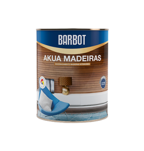 Akua Gloss Wood, Wood and Metals, Varnishes Decoration and Protection of Wood, Tintas Barbot