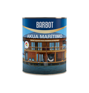 Akua Marítimo, Madeiras e Metais, Vernizes Decoração e Proteção Madeiras, Tintas Barbot